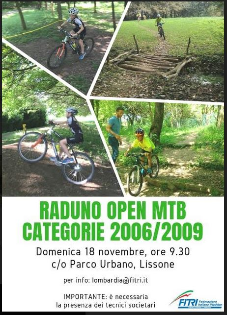 RADUNO OPEN IN MTB